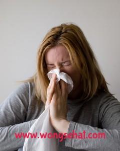 flu dan batuk www.wongsehat.com