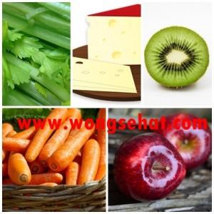 Makanan untuk Kesehatan Gigi
